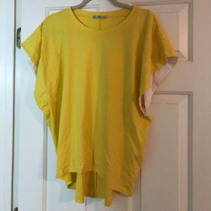 Zara yellow Blouse S